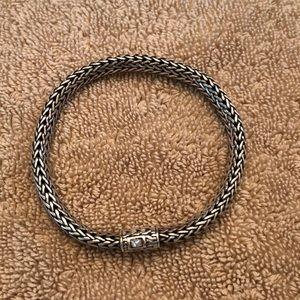 Jewelry - John Hardy sterling silver bracelet